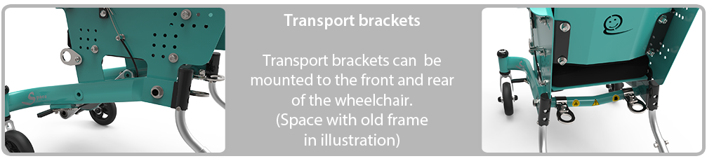 Kiddo Up transport bracket